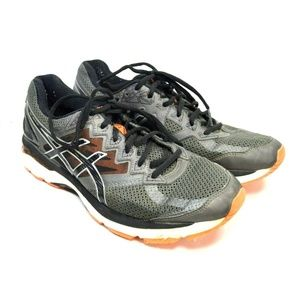 Asics GT 2000 v4 Running Shoes Gray Orange T606N